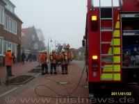 Bild 6 von Alarmübung bewies akuten Mangel an Einsatzkräften bei der Feuerwehr
