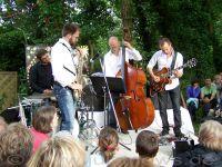 Bild 0 von Juist-Stiftung präsentierte Jazz-Konzert im Pfarrgarten