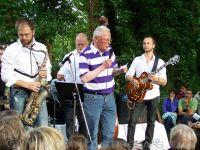 Bild 6 von Juist-Stiftung präsentierte Jazz-Konzert im Pfarrgarten