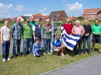 Bild 0 von Juist-Stiftung spielte gegen Norderneyer Boule-Freunde unentschieden