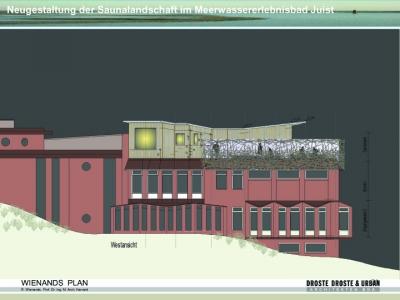 Bild 0 von Bauausschuss konnte sich nicht zur neuen Saunalandschaft durchringen