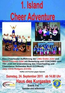 Bild 0 von TSV Juist veranstaltet 1. Island Cheer Adventure