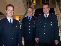 Bild 2 von 2011 war dank vieler Neumitglieder gutes Jahr für Feuerwehr