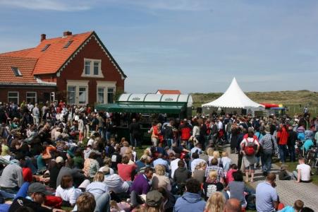 Bild 0 von 9000 Musikbegeisterte feiern drei Tage lang auf der Insel Juist