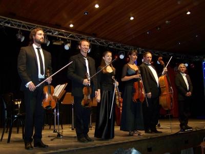 Bild 0 von Kammerphilharmonie Köln präsentierte diesmal klassische Gitarrenmusik