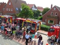 Bild 0 von Musikverein konnte beim Tag der offenen Tür der Feuerwehr nicht spielen