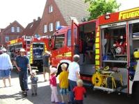 Bild 2 von Musikverein konnte beim Tag der offenen Tür der Feuerwehr nicht spielen