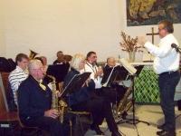 Bild 5 von Blasmusik in der Inselkirche begeisterte Publikum