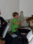 Bild 6 von Blasmusik in der Inselkirche begeisterte Publikum