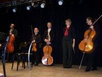 Bild 2 von Auf Juist entstand in nur fünf Tagen ein Kammerorchester