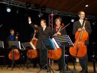 Bild 3 von Auf Juist entstand in nur fünf Tagen ein Kammerorchester