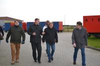 Bild 1 von Juister Bürgermeister Patron empfängt SPD-Landtagskandidaten