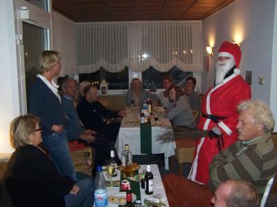 """Bild 0 von Der Weihnachtsmann kam auch bei """"Antjemöh"""""""