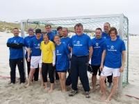 Bild 0 von Seit 27 Jahren gibt es das Beach-Handball-Turnier der Inseln