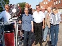 Bild 0 von Trauerspenden für ein neues Belüftungsgerät der Feuerwehr