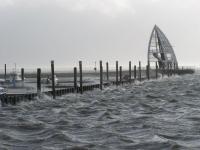 Bild 0 von Insel- und Küstenschutz steht vor erheblichen Herausforderungen