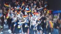 Bild 1 von Juister HipHop-Cheerdancer auf der Europameisterschaft der ECU in Bonn