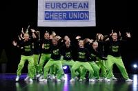 Bild 4 von Juister HipHop-Cheerdancer auf der Europameisterschaft der ECU in Bonn