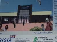 Bild 4 von Abfertigungsgebäude in Norddeich wurde jetzt abgerissen