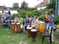 Bild 3 von Viele Helfer veranstalteten wieder den Juister Afrikatag