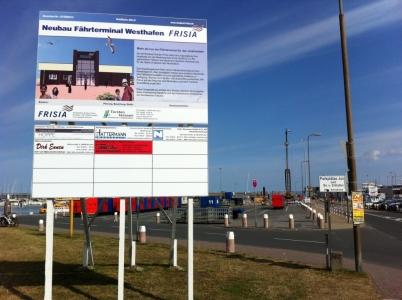 Bild 0 von Terminalneubau für moderne Juist-Abfertigung beginnt ab Hauptsaison