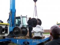 Bild 1 von Abtransport von Lok