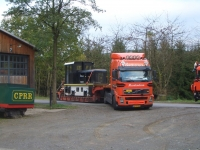 Bild 7 von Abtransport von Lok