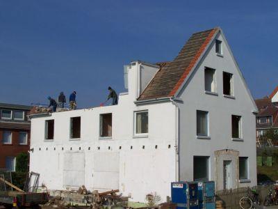 Bild 0 von Winterzeit ist Bauzeit: 2. Teil – Beginn der Bausaison im Oktober