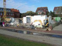 Bild 1 von Winterzeit ist Bauzeit: 2. Teil – Beginn der Bausaison im Oktober