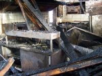 Bild 3 von Sturmklause: Schon bei der Alarmierung brannte alles lichterloh