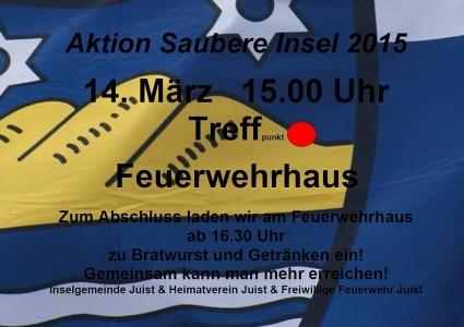 Bild 0 von Heimatverein Juist e.V. - Aktion Saubere Insel