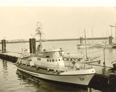 Bild 0 von Rettungsstation Juist im neuen DGzRS-Jahrbuch gut vertreten