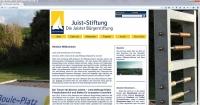 Bild 0 von Die Webseite der Juist-Stiftung hat ein neues Design