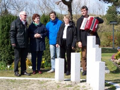 Bild 0 von Juist-Stiftung schaffte weiteren Ort der Trauer und Erinnerung