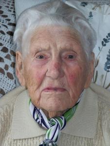 Bild 0 von Ältste Juister Einwohnerin wird heute 106 Jahre alt
