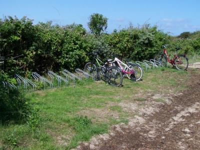 Bild 0 von Fahrradständer müssten stärker benutzt werden