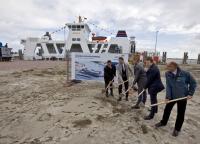 Bild 1 von Norden-Frisia stellte neues Schiff in Dienst