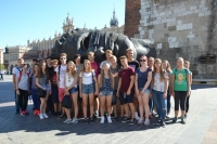 Bild 0 von Schülerinnen und Schüler der Inselschule Juist sind in Polen