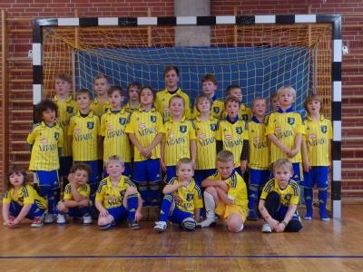 Bild 0 von Juister TSV-Nachwuchs mit neuem Outfit