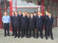 Bild 1 von Neue Atemschutzgeräteträger und Truppmänner bei der Feuerwehr Juist
