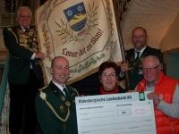 Bild 0 von Fahne vom Schützenverein wurde in Bayern grundsaniert