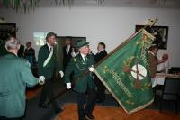 Bild 1 von Festliche Fahnenweihe war Höhepunkt vom Schützenball