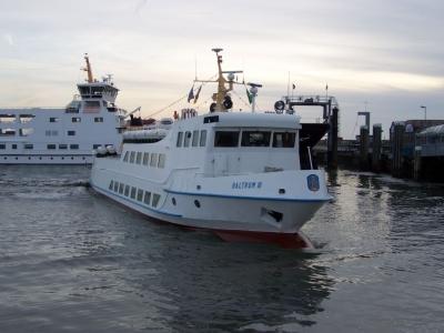 """Bild 0 von """"Baltrum III"""" wird am Samstag zum neuen Juist-Schiff"""