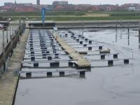 Bild 2 von Juister Bootshafen ist tief wie seit Jahren nicht mehr