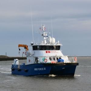 """Bild 0 von Frisia-Offshore stellt """"Wind Force III"""" in Dienst"""