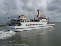 Bild 0 von Bekommt Baltrum eine Seilbahn statt Fährverkehr?
