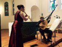 Bild 0 von Konzert der Juist-Stiftung – Duo La Vigna überzeugt mit Barock