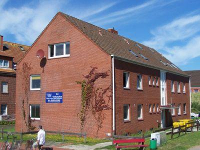 Bild 0 von Inselgemeinde will Postwohnheim als Dauerwohnraum sichern