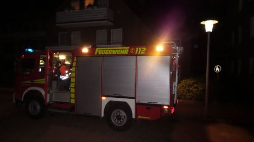 Bild 0 von Feuerwehr musste letzte Nacht ausrücken