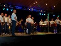 Bild 0 für Luftwaffenmusikkorps begeisterte Zuhörer mit schmissiger Blasmusik